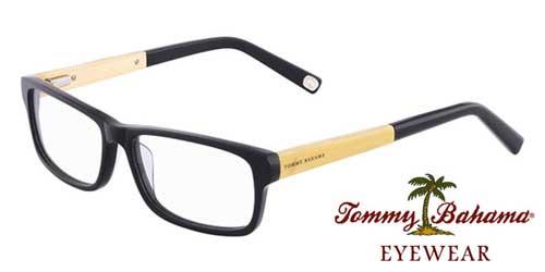d5dfeae45b Eye Wear Orlando Eyecare. Tommy Bahama Tb112 Pewter Half Rim Eyeglasses  Eyewear Frames ...